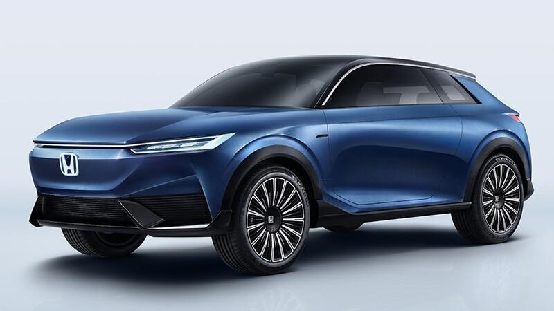 Honda SUV e concept: se viene la gama eléctrica