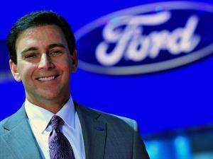Ford tiene nuevo presidente y CEO