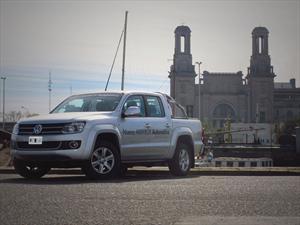 Volkswagen Amarok 2.0 TDi automática a prueba