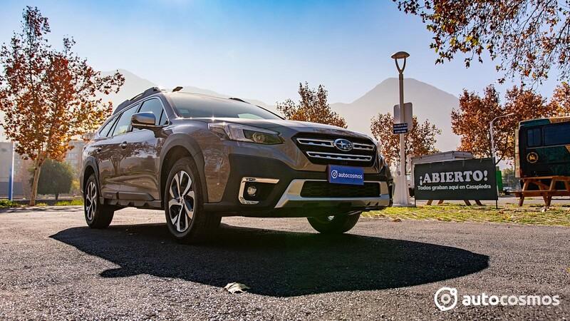 Probando el Subaru Outback Touring 2021