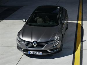 Renault Talisman 2016 se presenta