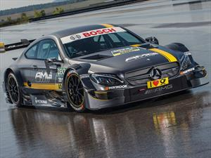 Mercedes-AMG C63 DTM 2016 se presenta