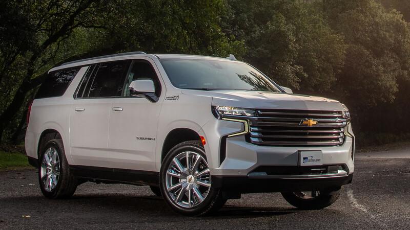Chevrolet Suburban 2021 llega a México, la reina se renueva por completo