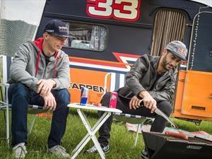 Video: Red Bull realiza una carrera particular antes del GP de Austria