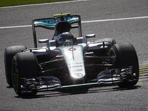F1: Rosberg  conquista el GP de Bélgica 2016