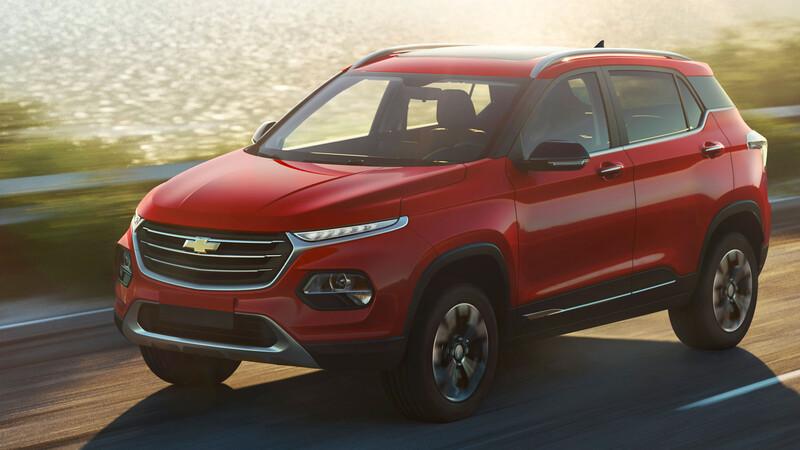 Chevrolet Groove 2022 confirma su llegada a México, una nueva SUV juvenil y accesible