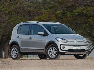 Volkswagen Cross Up! llega a Colombia