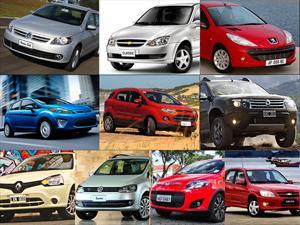Top 10: los autos más vendidos de Argentina en febrero de 2013