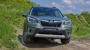 Subaru Forester 2020 debuta en Europa, pero solo como híbrido
