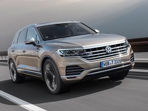 Volkswagen Touareg V8 TDI, no den por muerto al diésel