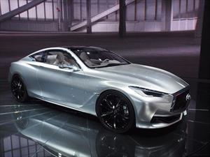 Infiniti Q60 Concept, lujo y deportividad