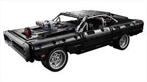 LEGO reproduce el Charger de Toretto, la estrella de Fast & Furious