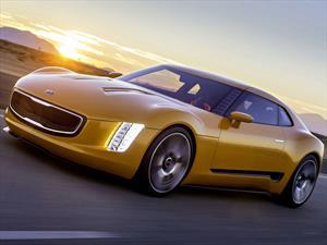 Kia GT4 Stinger Concept se presenta