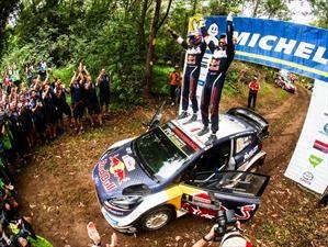 WRC 2018: Ogier es hexacampeón mundial de rally