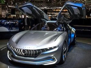 Pininfarina HK GT es un eléctrico de alto rendimiento