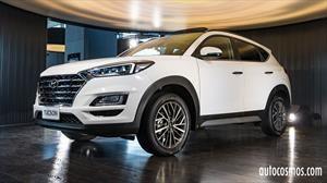 Hyundai Tucson 2020 suma versiones Turbo