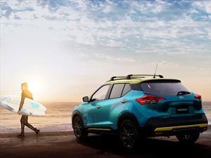 Nissan Kicks Surf Concept, una camioneta para los amantes de las olas