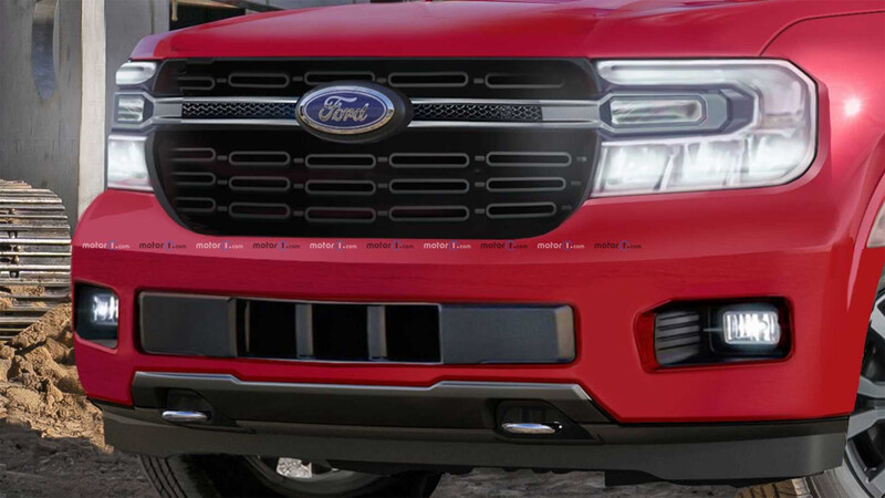 Ford Maverick, la anti Toro podría estar anticipando la nueva Ranger