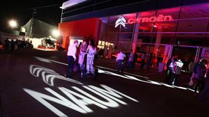 Naum inauguró nuevo local modelo Citroën en Córdoba