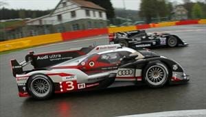 Dominio total de Audi en Spa