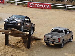 Toyota presenta una nueva Hilux en La Rural