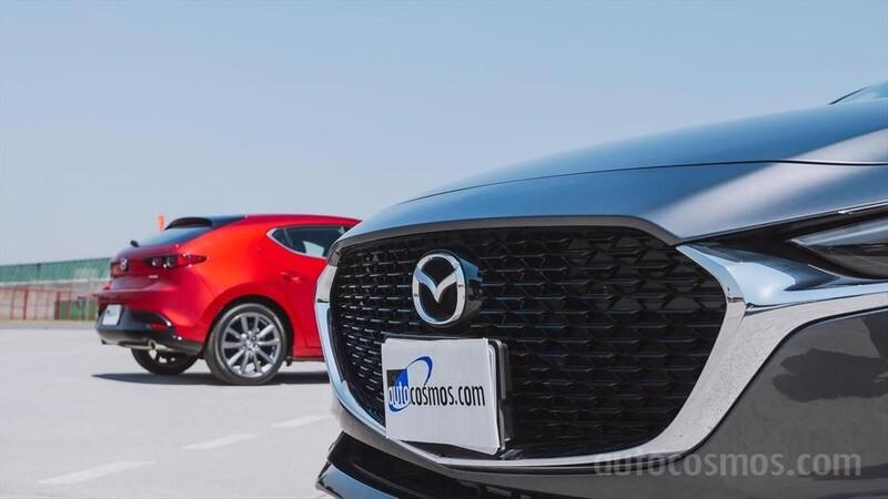 Esto es todo lo que debes saber acerca del nuevo Mazda3 con motor turbo