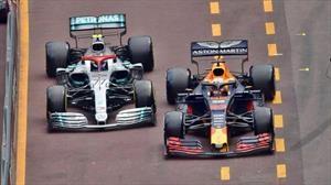 F1 2019 GP de Mónaco: Lewis Hamilton y Mercedes resisten en la punta