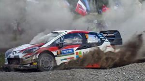 WRC Finlandia 2019 para Tänak y Toyota