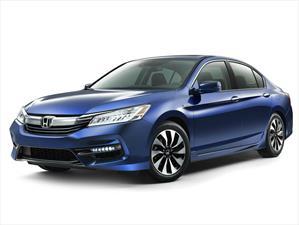 Honda Accord Hybrid 2017 es el sedán mediano híbrido más eficiente