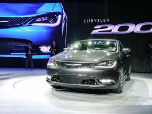 Chrysler 200 2015 se presenta