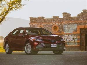 10 cosas que debes saber del Toyota Camry Híbrido 2019