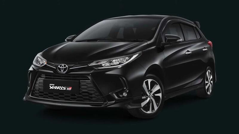 Nuevo Toyota Yaris GR Sport ¿Y si viene así a Argentina?