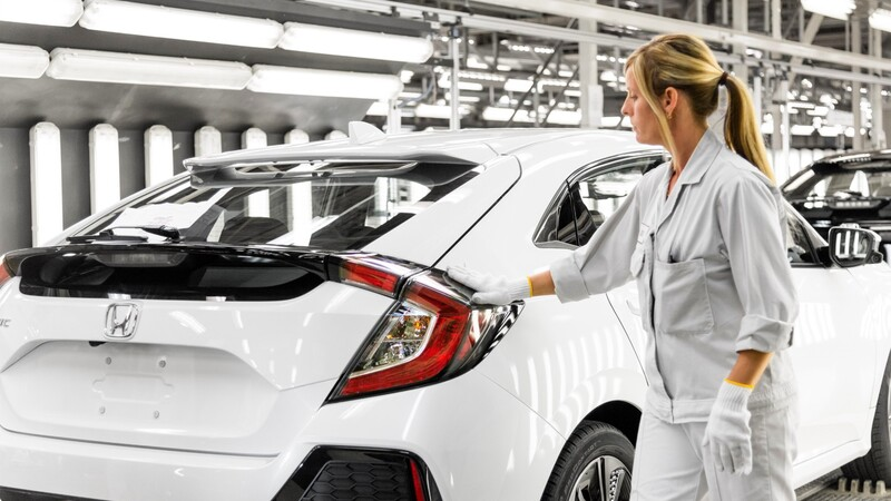 Honda vende su planta de Reino Unido a una empresa de bienes raíces