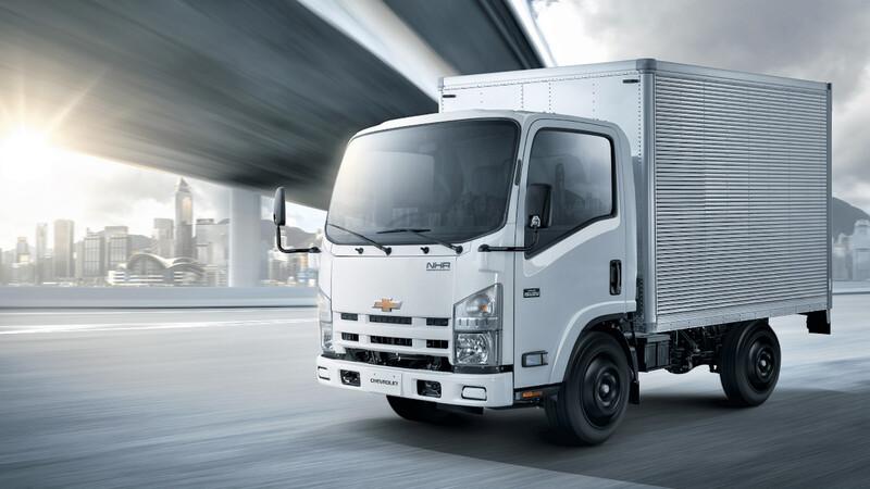 Camiones Chevrolet: un millón de kilómetros sin reparar el motor
