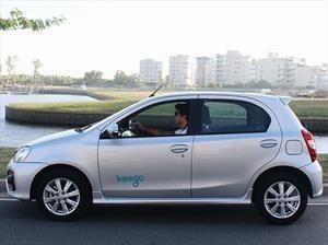 Llegó MyKeego, el primer servicio de carsharing en Argentina