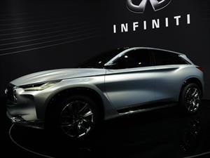 Infiniti QX Sport Inspiration se presenta