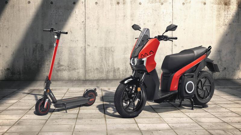 SEAT va con todo y además de moto lanza dos scooters eléctricos