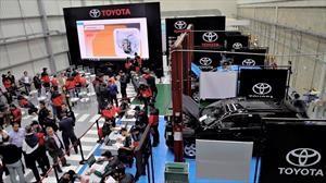 Toyota eligió sus mejores técnicos y asesores de servicio