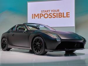 Toyota GR HV Sports Concept, un deportivo híbrido único