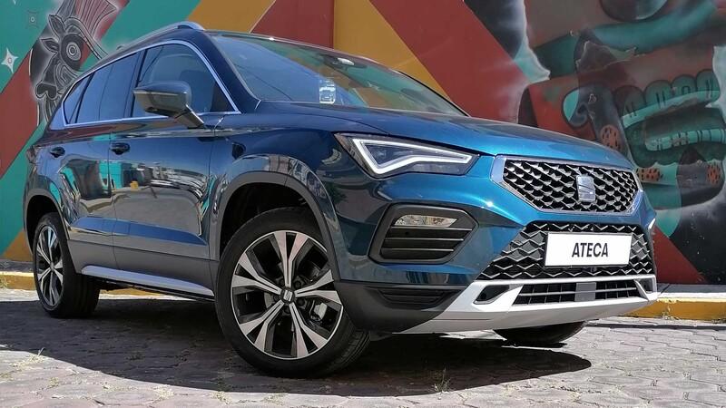 SEAT Ateca 2021 primer contacto en México, un toque de aventura para la SUV española