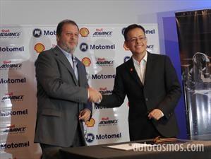 Motomel y Shell firmaron una alianza