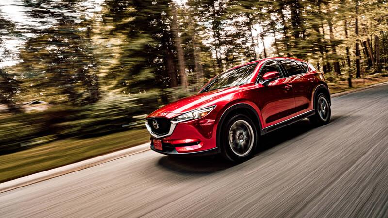 Mazda actualiza en Chile sus modelos CX-5 y CX-9