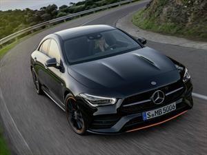 Mercedes-Benz CLA Coupé 2020 se presenta durante el CES 2019