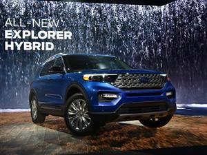 Ford Explorer Hybrid 2020, fuerte apuesta por la movilidad verde