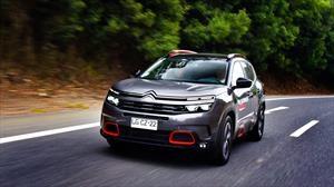 Test drive Citroën C5 Aircross 2019, el paquete completo