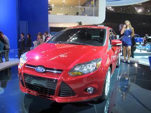 Ford anticipa su oferta hasta 2015 en el salón de San Pablo