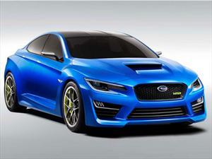 Subaru WRX concept: regresa la mística de las estrellas