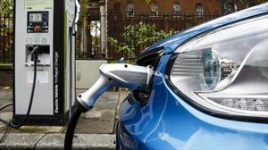 En Oslo, los taxis eléctricos se recargan sin necesidad de parar