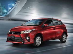 Toyota Yaris Hatchback 2017 se presenta
