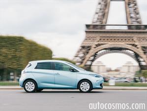 Exclusivo: Manejamos el Renault ZOE en París